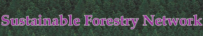Sustainable Forestry Network
